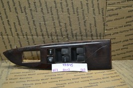 97-01 Infiniti Q45 Master Switch OEM 809616P100 Door Window Lock Box 2 567-8e7 - $21.19