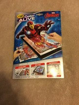 Crayola Color Alive Coloring Book!!!   - $9.79