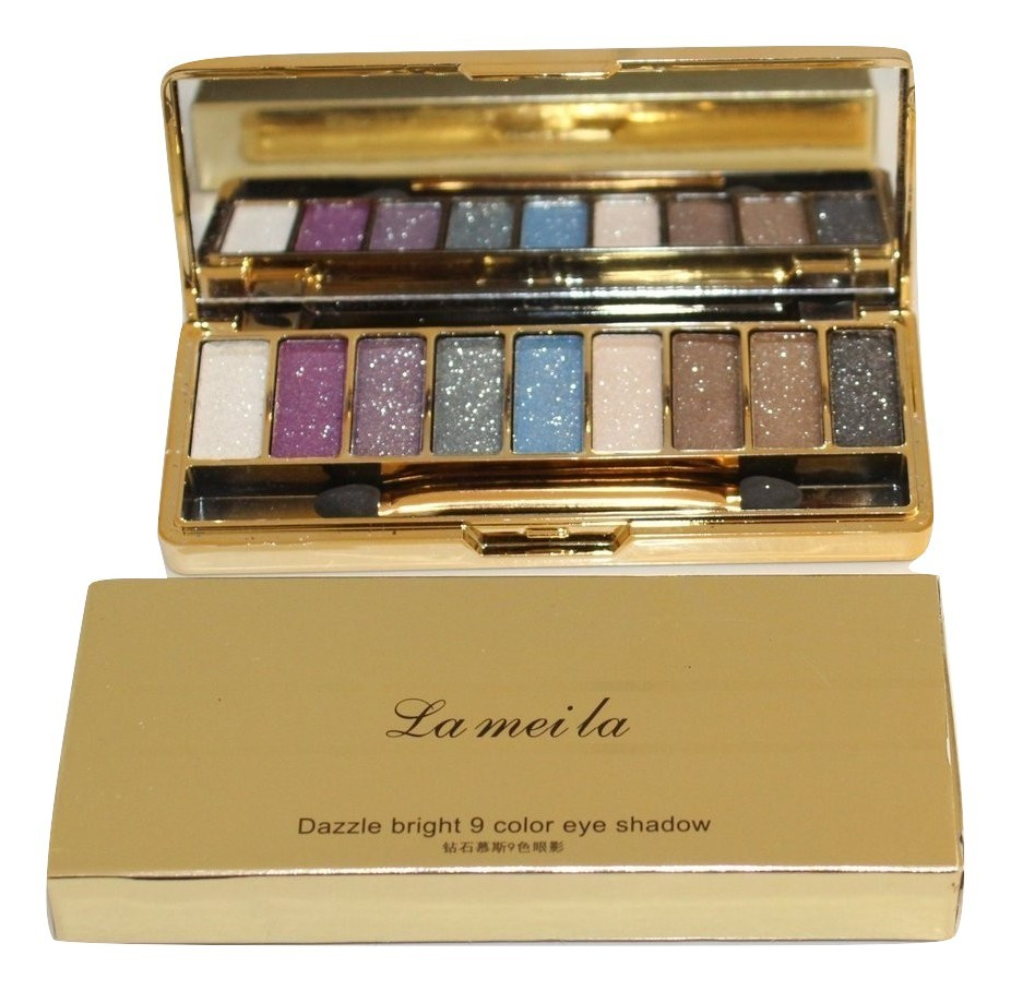 9 Colors eyeshadow palette