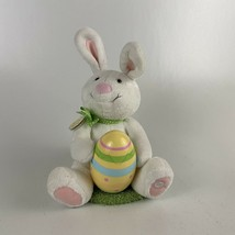 Hallmark ROCKIN' RABBIT Sound Motion Easter Bunny Animated with Tag Plush - $16.82