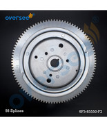 6F5-85550 Electrical Rotor Assy Flywheel For Yamaha Outboard Motor 2T 40... - $215.00