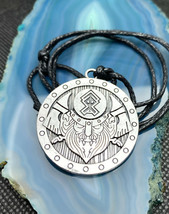 Increase Your Power of Will Spell ! Unique Celtic Rune Necklace ! - $30.96