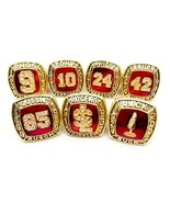 7 PCS Championship ring  Hall-of-Fame Rings - $95.00