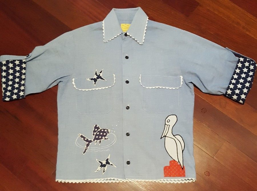 2bbe3470d Vtg 70s Sears Button Chambray Shirt and 50 similar items