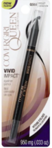 CoverGirl Queen Collection Vivid Impact Eye Liner Pencil #Q300 Midnight - $6.99