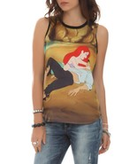 Disney The Little Mermaid Beach Juniors Tank Top Size S, L, XL - NWT - $15.14