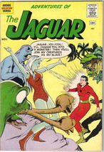 Adventures of The Jaguar Comic Book #3, Archie 1961 FINE+/VERY FINE- - $72.55
