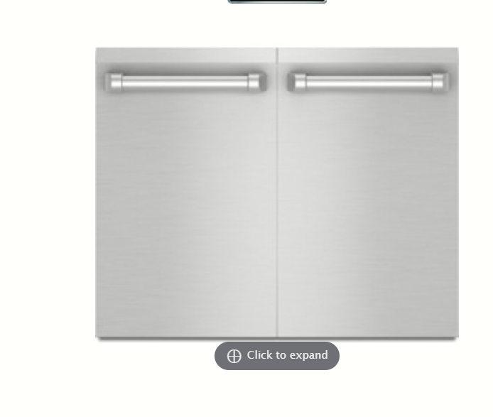 "KitchenAid KBAU302TSS "" 30"" Access Doors - - $494.01"