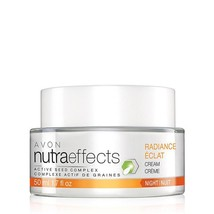 Avon Nutraeffects Radiance Night Cream  - $12.75