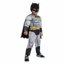DC Comic Batman Padded Jumpsuit Toddler 2T-3T - $19.79