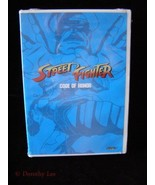 Street Fighter Code Of Honor DVD New - $26.99