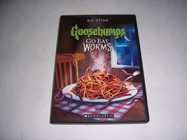 Goosebumps - Go Eat Worms DVD - Used - $5.00
