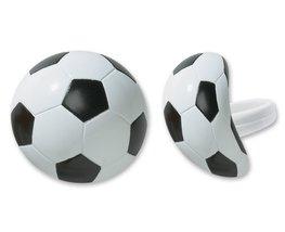 CakePicke cake cupcake topper Soccer Ball Cupca... - $3.99