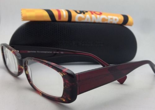 2cc65d8d642a Readers EYE•BOBS Eyeglasses CO-CONSPIRATOR 2136 03 +2.75 Red Tortoise Frames