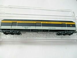 Micro-Trains #14900410 Chesapeake & Ohio 78' Heavyweight Horse Car N-Scale image 1