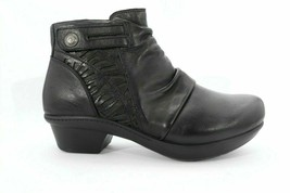 Abeo Cadence Booties  Black Women's Size US 8 () 5221 - $90.00