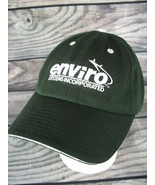 Enviro Systems Incorporated Aerospace Green Adjustable Unisex Hat Baseba... - $9.89