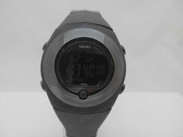 Seiko men watch digital display STP003 - $191.59