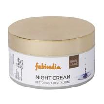 Fabindia Vitamin E Pflegend Nachtcreme 100 ML Gesicht Haut Körper Hydration - $17.62