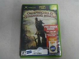 Oddworld Inhabitants Bonus Original Microsoft Xbox Game & Case No Manual - $18.24 CAD