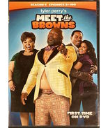 Tyler Perry's Meet The Browns: Season 5 (DVD, Episodes 81-100, 440 Min.) - $66.99