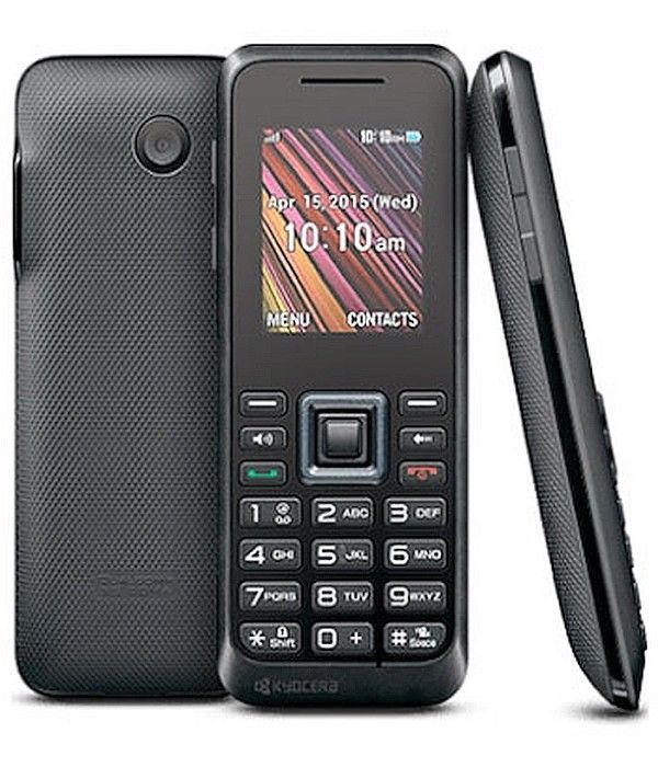 NEW Kyocera S1370 Rally GSM UNLOCKED for Any TMobile Bar Cell Phone Micro Sim
