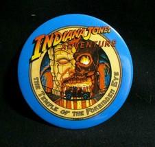 Disneyland Indiana Jones Adventure Forbidden Eye Disney Button - $18.95
