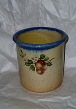 "Monroe Salt Works Crockett Apple Pattern 6 1/4"" - $39.59"