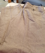 Womans Larry Levine Stretch Size 8 Dress Pants - $14.00