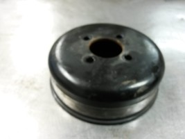 80Z009 Water Coolant Pump Pulley 2014 Ford E-350 Super Duty 6.8 AC3E8509BA - $25.00