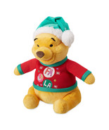 Disney Store Winnie the Pooh Holiday Plush  Medium 2018 - $69.25