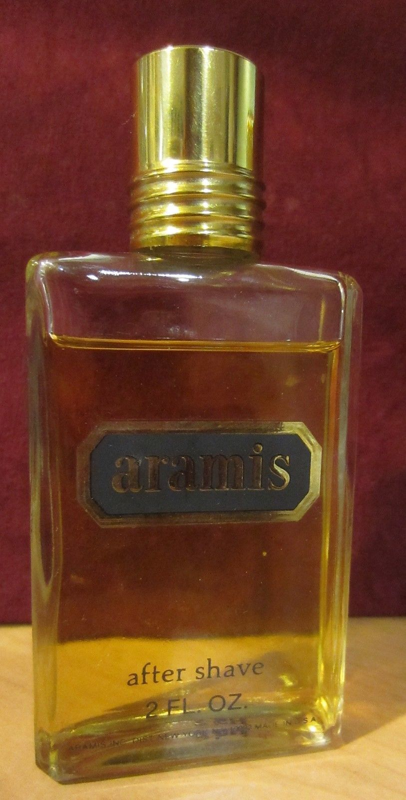 VINTAGE ARAMIS AFTER SHAVE 2 OZ