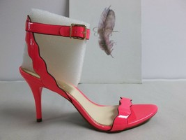 Jessica Simpson Size 8.5 M Morena Pink High Heels Sandals New Womens Shoes - $78.21