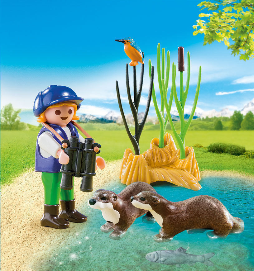 Playmobil 5376 - Special PLUS - Young Explorer - New and Sealed