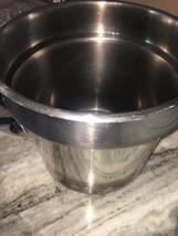 Aluminum Silver Ice Bucket - $23.52