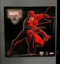 "48"" Daredevil Marvel vs System Upper Deck trading card game promo poster... - $149.98"