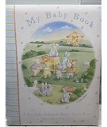 My Baby Book Keepsake Album Early Years Cathy Heck Girl Boy CR Gibson 2003 - $23.59