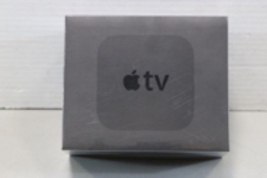 Apple TV (4th Generation) 32GB HD Media Streamer - A1625 - $142.99