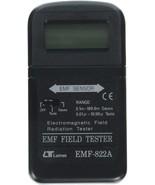 Lutron 822-A Fully Digital EMF Meter, AC Magnetic (Wide Range, High Reso... - $80.99