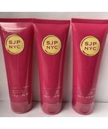 SJP NYC Sarah Jessica Parker Shower Gel Lot Travel Sized Mini 2.5 oz x3 ... - $14.81