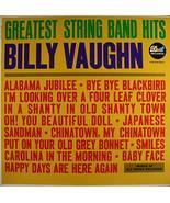 Billy Vaughn: Greatest String Band Hits - LP Vinyl Record Album - $9.90