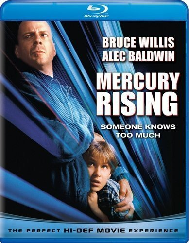 Mercury Rising [Blu-ray, 1998]