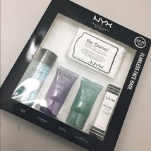 New Nyx Flawless Face Haul 5 Makeup Remover Eyes Lips Skin Elixer Balance Renew - $13.99
