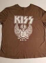 Kiss Olive Mens T-Shirt  Size X 1X 2X 3X   NWT  - $11.99