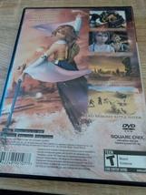 Sony PS2 Final Fantasy X (no manual) image 2