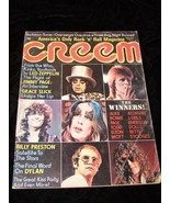 Creem May 1974 Alice Cooper David Bowie Led Zeppelin Jimmy Page Grace Sl... - $16.99