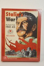 Stalin's War: The Eastern Front 1941-45 GMT Games 2010 Sealed Shrink Wrap - $32.38