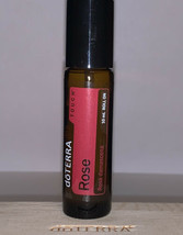 doTERRA ROSE Touch Roll On 10ml Oil - New and Sealed Exp 2024/03 - $47.95