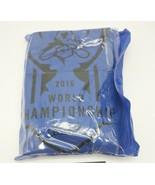 League of Legends Worlds 2016 Plastic Rain Poncho Blue New - $13.88