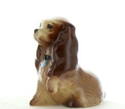 Hagen Renaker Miniature Dog Cocker Spaniel Mama Ceramic Figurine image 3